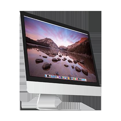 repararción de iMac